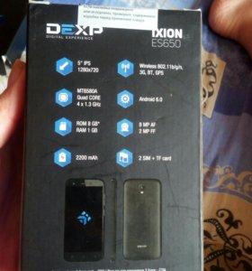 DEXP ixion es650