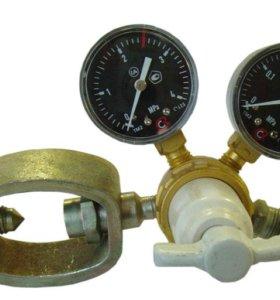 Редуктор ацетиленовый газовый бао-5-4 бамз