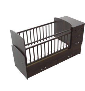 Кроватки-трансформеры( модель 1)