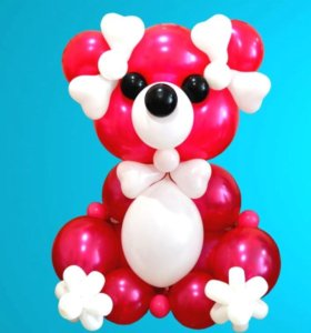 Фигуры из шаров для детей