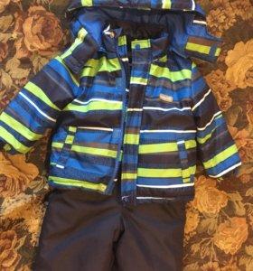 Зимняя куртка + штаны (комплект)