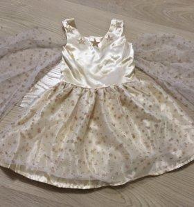Платье для девочки 98р Acoola