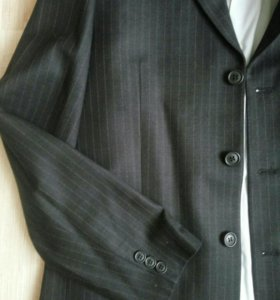 Костюм +рубашка+галстук
