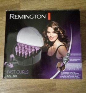 Электро бигуди Remington.