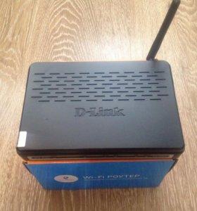 D-link DSL-2600U/NRU wi-fi