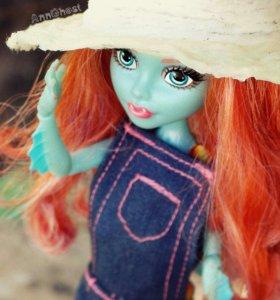 Лорна кукла монстр хай