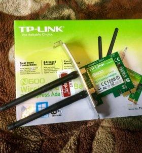 Wi-Fi адаптер TP-Link TL-WDN3800