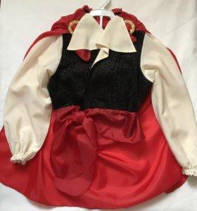 Детский новогодний костюм «Пират» 4-5 лет