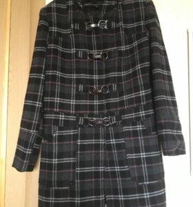 Женское демисезонное пальто, 46 размер