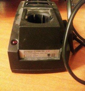 Зарядное устройство для шуруповерта интерскол 12 в