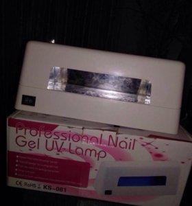 УФ лампа для сушки ногтей
