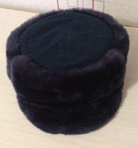 Продам шапку форменную/зимняя/в идеальном состояни