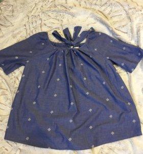 Блузки для будущей мамы
