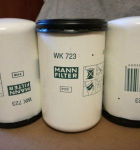 Фильтр топливный mann wk 723