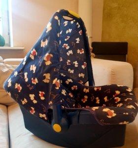 Автомобильное кресло-переноска-качалка