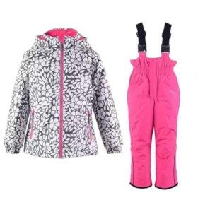 Зимний костюм crockid 110-116