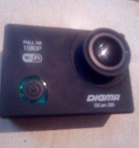 Камера DIGMA