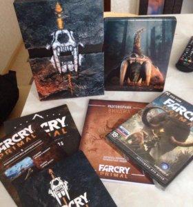 Far cry primal коллекционное издание