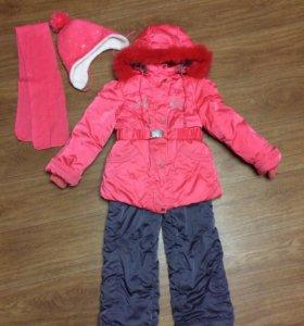 Зимний костюм 122