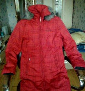 Куртка Colambia зимняя.
