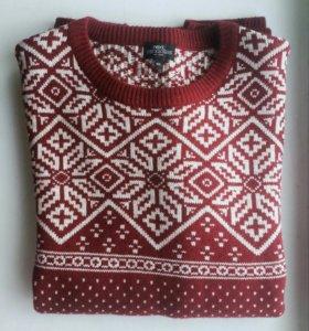 Мужской свитер next
