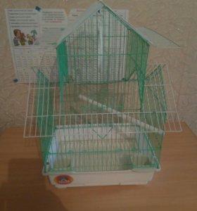 Клетка для папугаичика