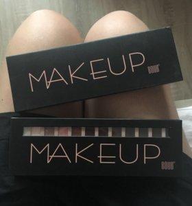 Палетка теней Makeup
