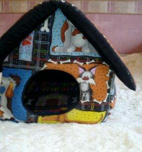 Мягкий домик