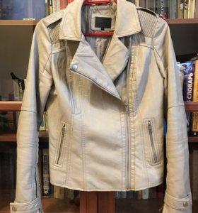 Куртка (косуха), кож.зам, б/у