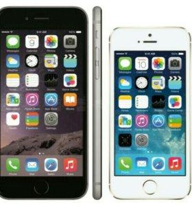 Новые Айфон iPhone 4s,5,5s,6 оригинал