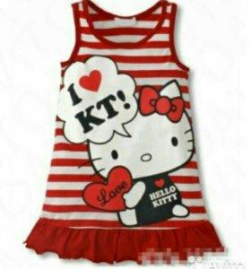 Одежда для девочки 4-6 лет