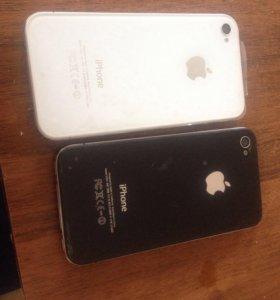 iPhone 4 2штуки