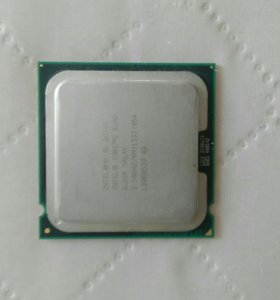 Прцессор Intel