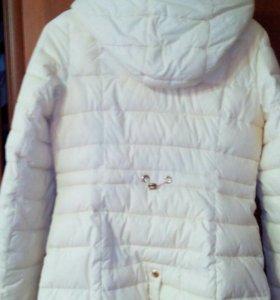 Куртка осень-зима 44-46р
