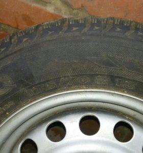 Зимняя резина хапелита р13