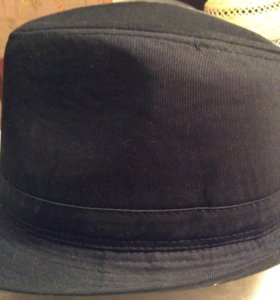Шляпа Трилби новая