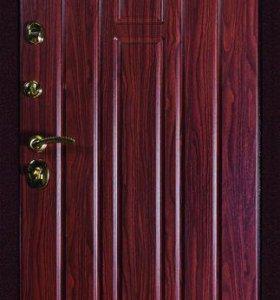Дверь входная Дива МД-09 защита от шума