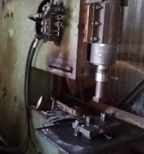Пресс гидравлический 15 тонн