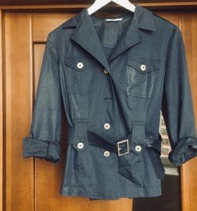 Тонкий пиджак