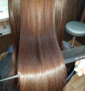Полировка волос, Ботокс, Нанопластика