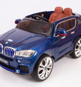 Электромобиль на пульте управления BMW X5 NEW