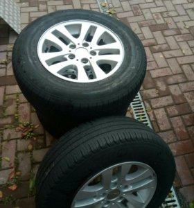 Колеса для Фольксвагена Транспортера Т5