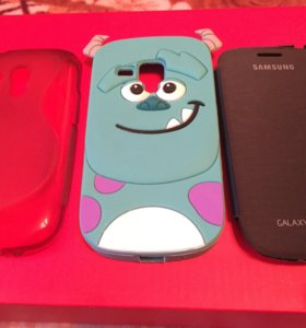 Чехлы на Samsung galaxy s 3 mini