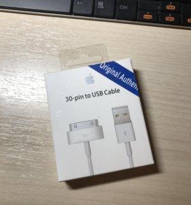 кабель на iPhone 4