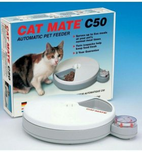 Автокормушка Cat Mate C 50