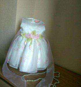 Платье на 1 год (75-80)