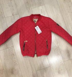 В наличии курточка
