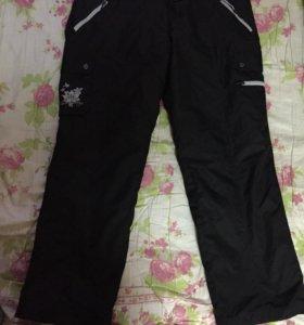 Новые женские болоневые брюки 4xl