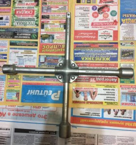 Ключ-крест баллонный Matrix