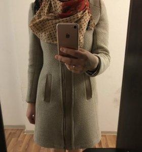 Пальто «Снежная королева»